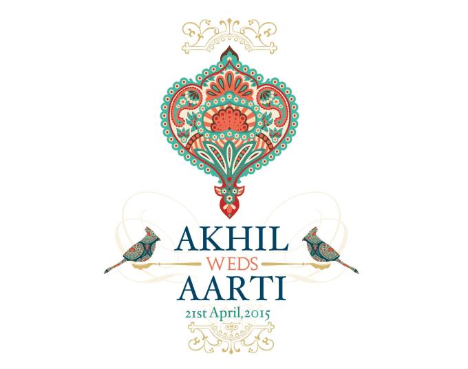 Design Dream Wedding Invitation Logo With My Creative Thinking By