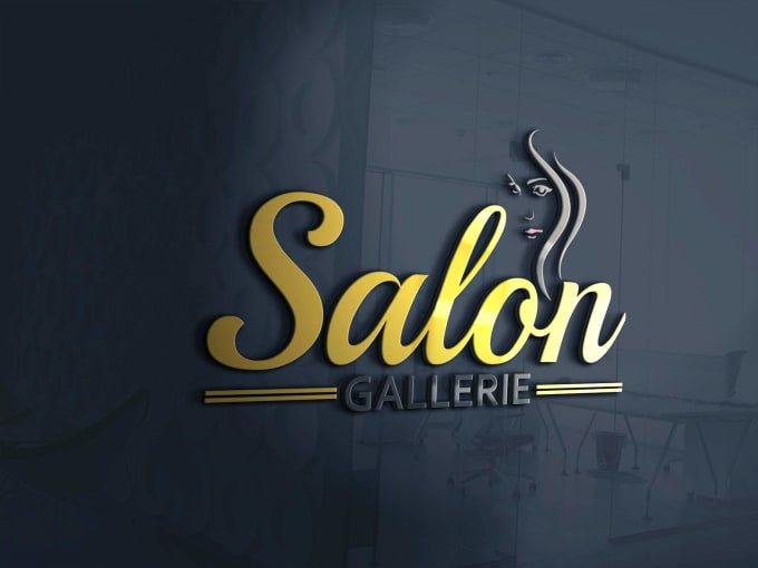 Make 3 professional beauty salon logo with free source files by make 3 professional beauty salon logo with free source files altavistaventures Images