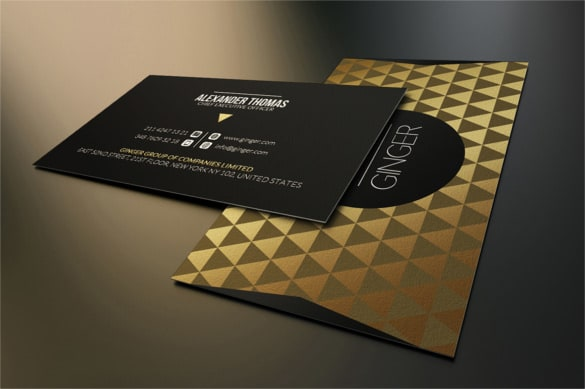 Design Business Card Vistaprint Ready