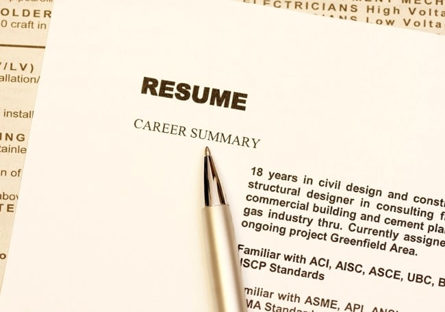 write resume, cover letter and linkedin profile