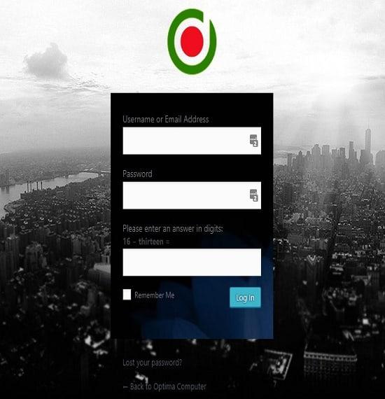 expart wordpress login page customization