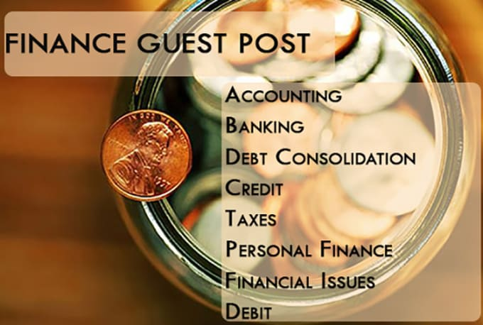 guest post on high quality finance blog