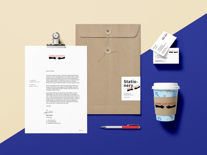 Create business cards letterhead banner and flyers by naveendesigns create business cards letterhead banner and flyers reheart Gallery