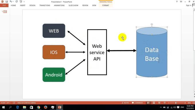 Codeigniter rest full web serivce for mobile app by Jitupate