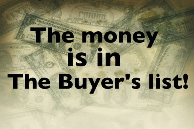 find verified cash buyers for a real estate business