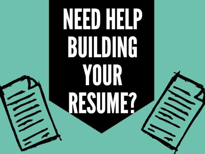 Tweak your resume or cv by Lukecarter99