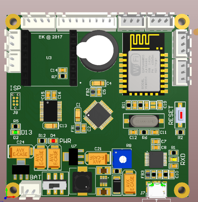 eko_rudiawan : I will design your pcb layout with altium designer for $10  on www fiverr com