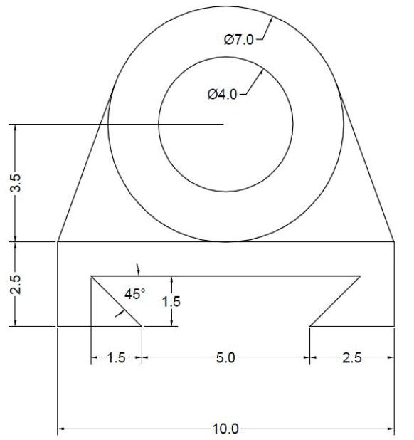 Make 2d cad drawings by iamfjpak for 2d blueprint maker