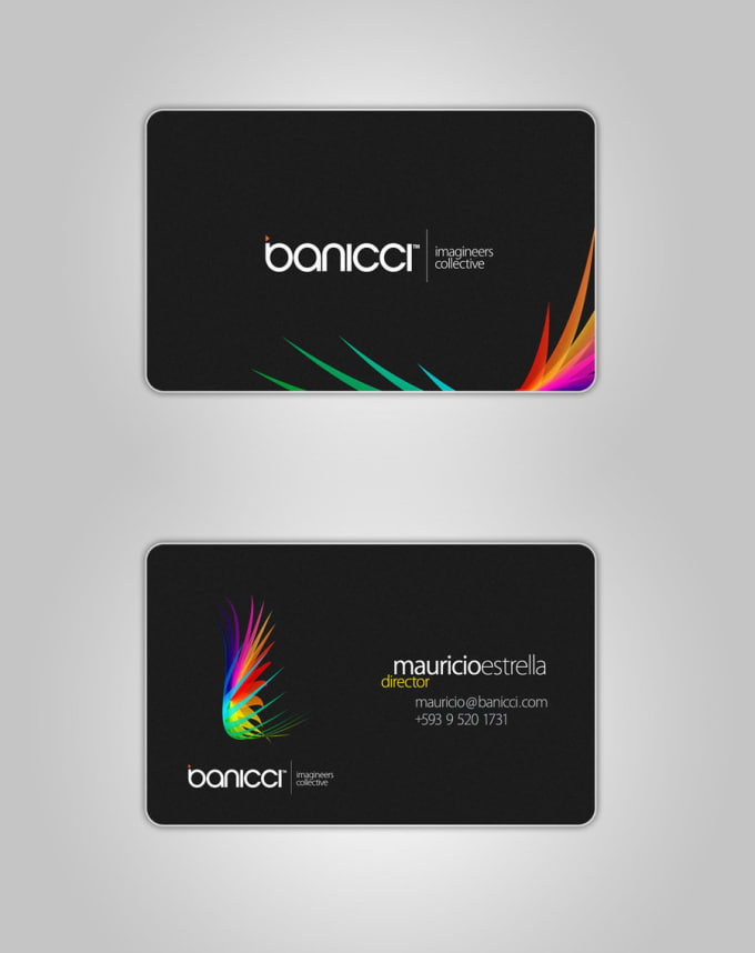 Designs your business cards and stationery by Kelvin_owen