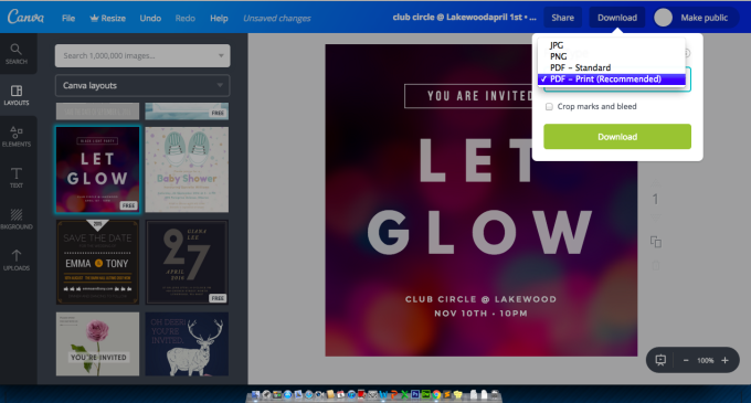 Create amazing invitation card in just 24 hours on canva by spreadweb create amazing invitation card in just 24 hours on canva stopboris Image collections