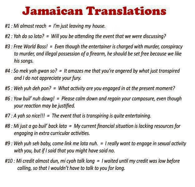 Translate jamaican patois to english by ninakarle translate jamaican patois to english m4hsunfo