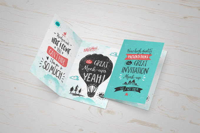 Bachtaou I Will Design Party Wedding Or Birthday Invitation For 5 On Www Fiverr Com