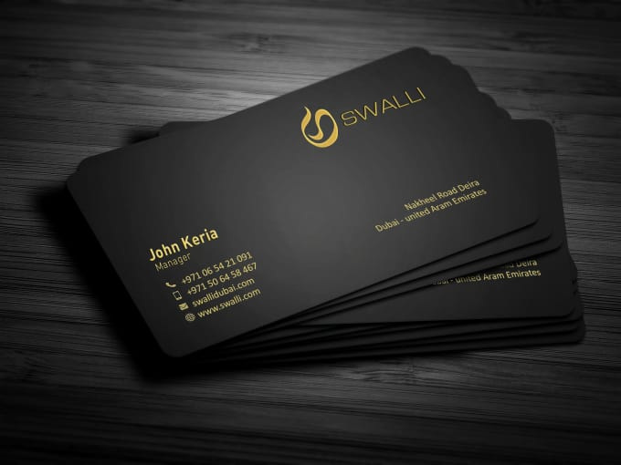 Design creative business card letterhead by sarathmarolidxb design creative business card letterhead reheart Choice Image