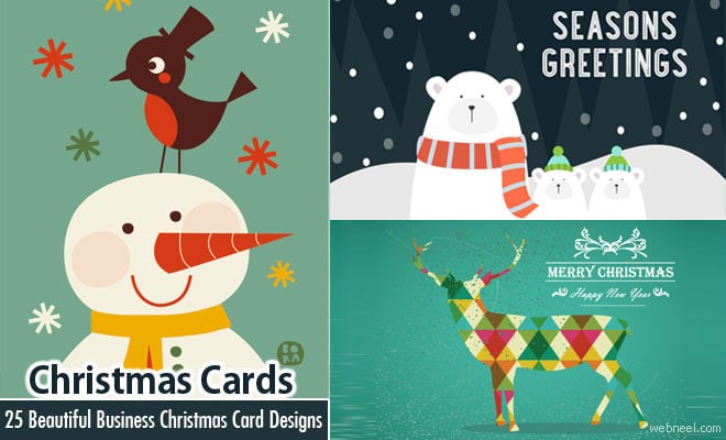 Design Uniqe Christmas Gift Card And Greeting Cards By Logo Designs100