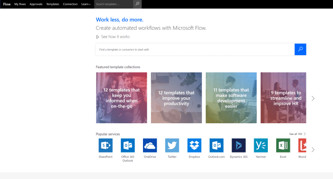 build microsoft flow and powerapps for office 365