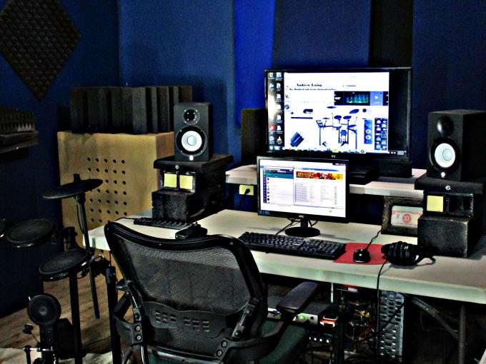 Create mixes using virtual dj software and serato by Misati