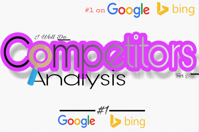 Do Proper Competitor Analysis Report