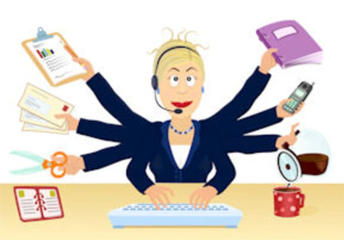 Great Be Your Virtual Office Assistant For 90 Minutes