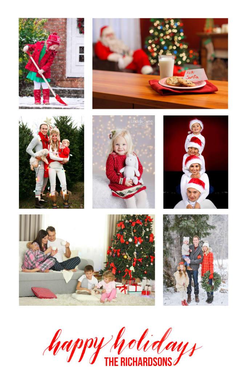 Custom Christmas Cards.Design Custom Christmas Card In 24 Hr