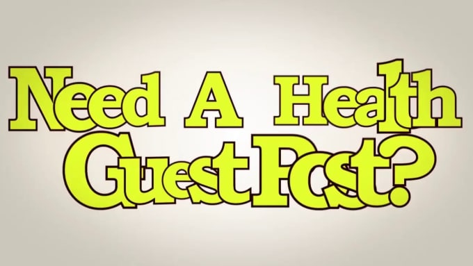 do health guest post