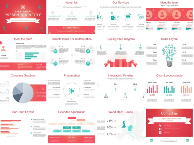 create professional powerpoint presentation in 24 hours by sazam615