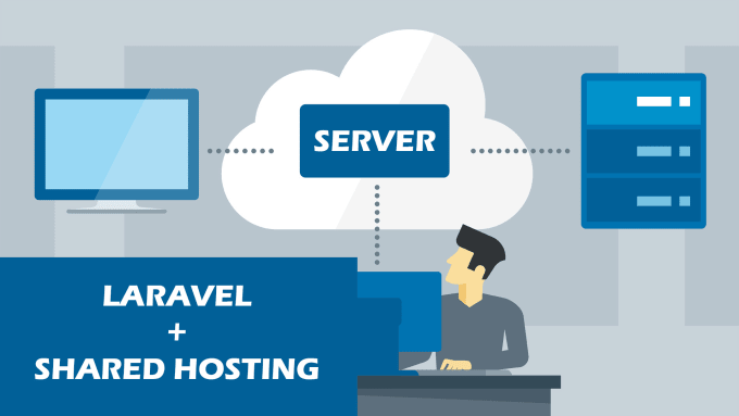 upload laravel application on shared hosting