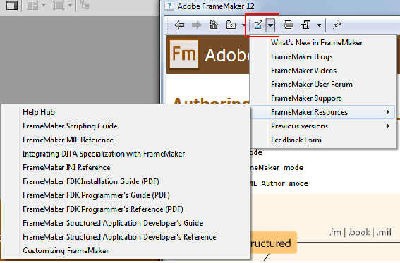 Use adobe frame maker and author structured guides by Marka0622