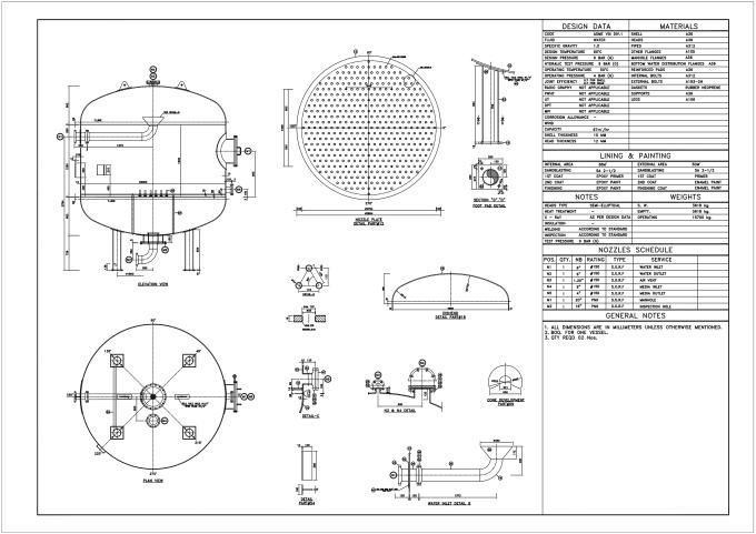 Piping Layout Drawing - Wiring Diagrams Dock