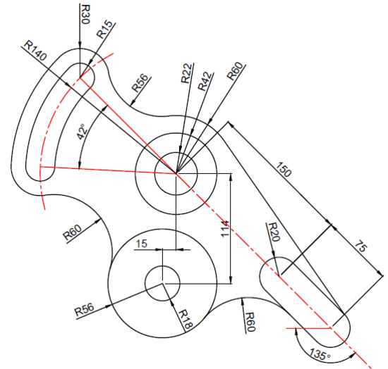 Design your mechanical 2d 3d plan in autocad by mdjibon389 for 2d drawing online