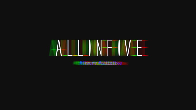 Make glitch dubstep logo intro by allinfive altavistaventures Choice Image