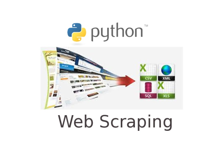jmpdev84 : I will perform web scraping using python for $10 on  www fiverr com