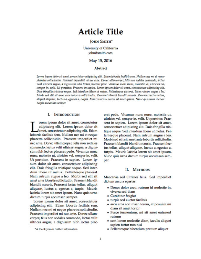 academic publishing and thesis writing with latex Writing your thesis with latex essay writing service – custom writing we provide excellent essay writing service 24/7  real-time collaborative writing and publishing.