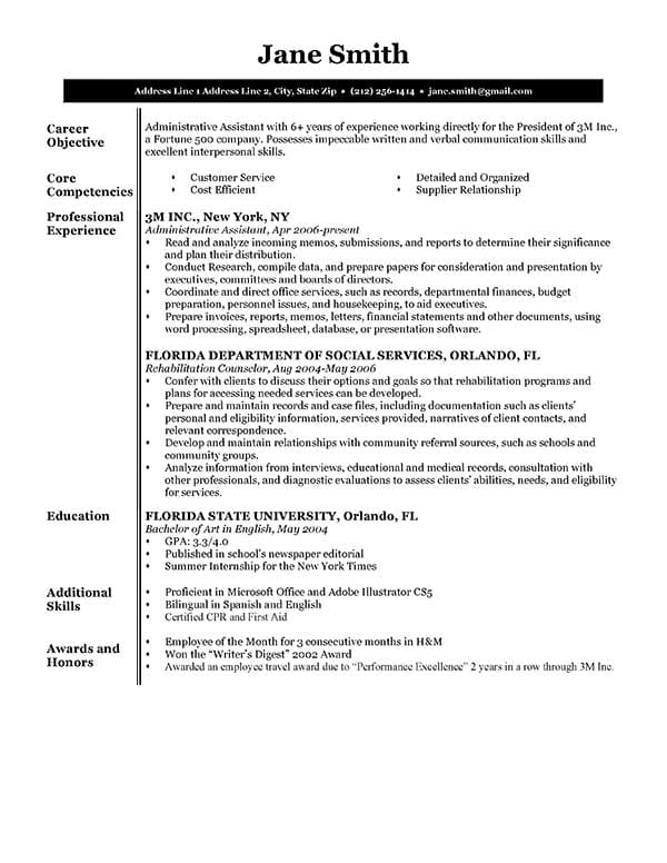 I Will Help You Write A Resume And Cover Letter