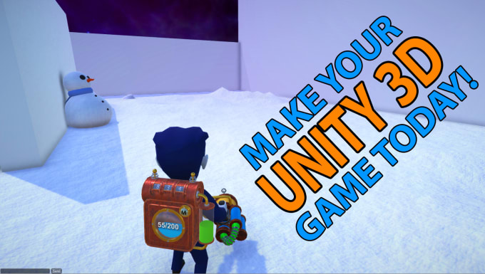 develop your unity 3d idea in to game