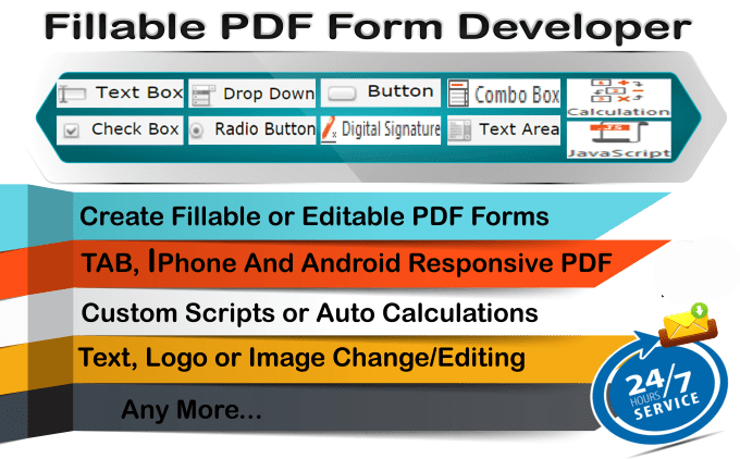 sanjeshpratap : I will edit pdf or create fill able pdf form in 18 hour for  $5 on www fiverr com