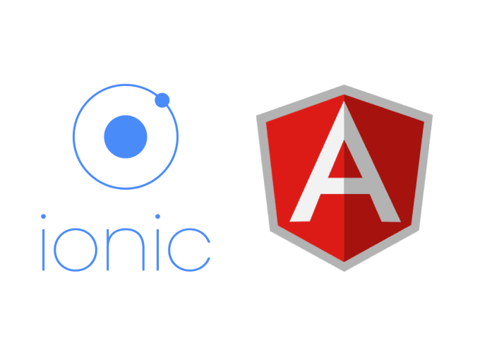 develop angular and ionic applications