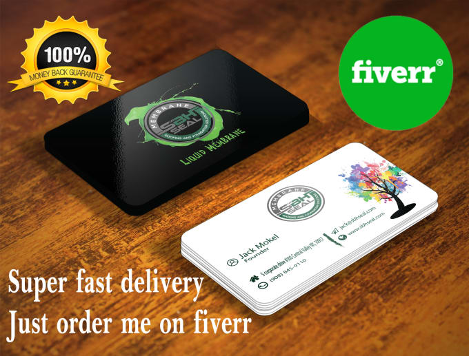 Do Perfect Business Card For You By Mdimdadulislam