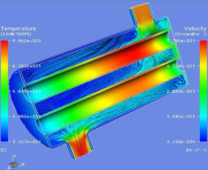 analyse your designs using ansys software