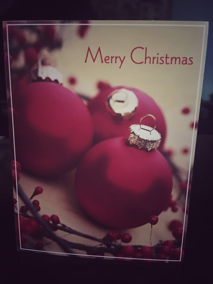 Send a christmas card to the person of your choice by Missmonroe7
