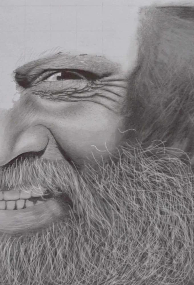 draw realistic pencil drawing by fishtank84