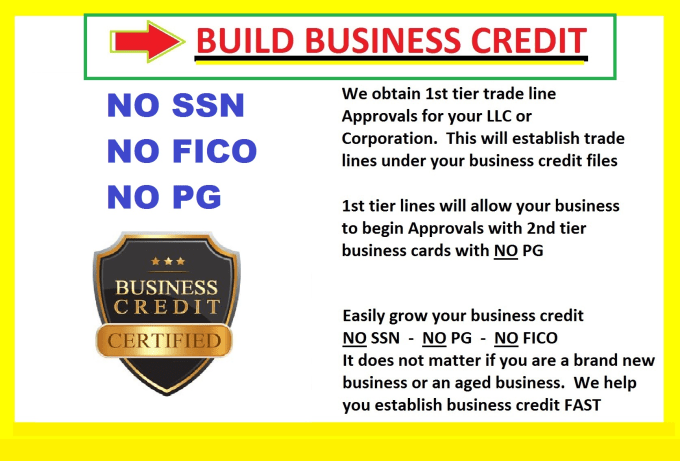 Build business credit with 7 business trade line approvals by build business credit with 7 business trade line approvals reheart Choice Image