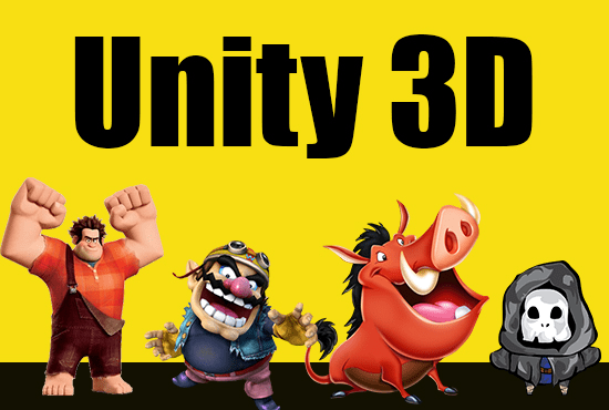 do your unity3d projects