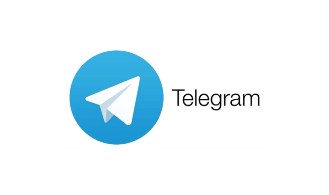 Telegram get private channel id