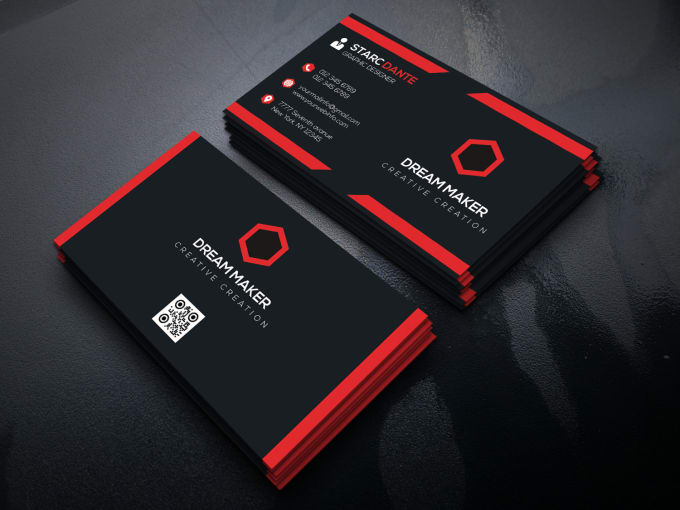 Do amazing business card by bugraphica do amazing business card colourmoves