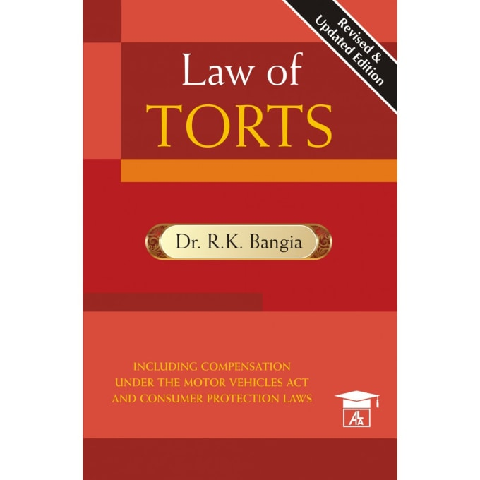 law of tort case study How can the answer be improved.