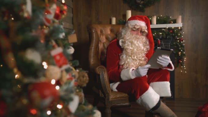 Create santa christmas video greeting by nutpam create santa christmas video greeting m4hsunfo