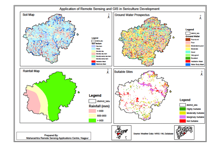 contribution of remote sensing in mapping Remote sensing and geographic play a fundamental role in hydrological applications in this paper the mapping, monitoring and.