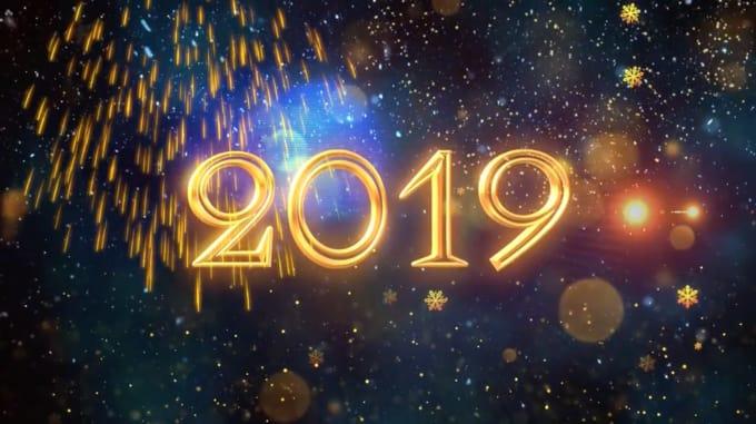 Do Amazing New Year Countdown 2019