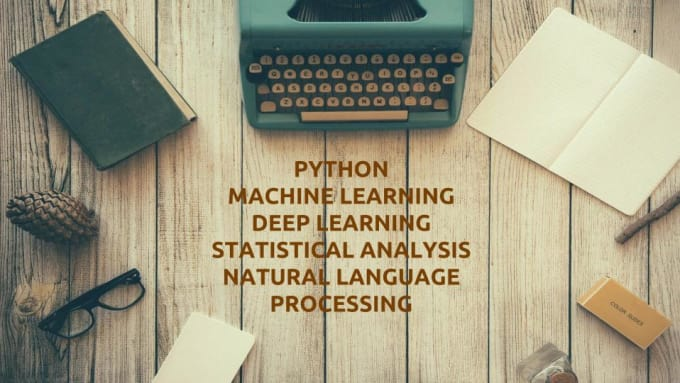 romitheguru : I will build predictive models using machine learning for $70  on www fiverr com