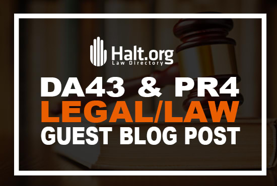 publish da40 legal niche guest blog post